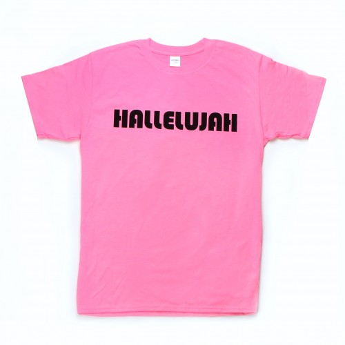 Hallelujah T-shirt (Adults or Kids Sizes)
