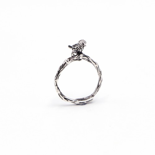 925 Silver Sparrow Ring