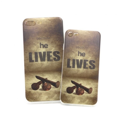because he lives Smartphone Case For All Phone Model
