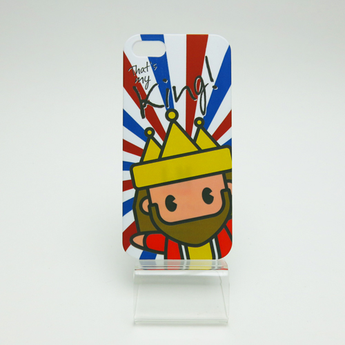 Mini Jesus Smartphone Case - That's My King For All Phone Model