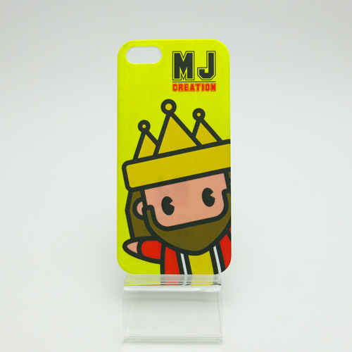 Mini Jesus Smartphone Case - Yellow For All Phone Model
