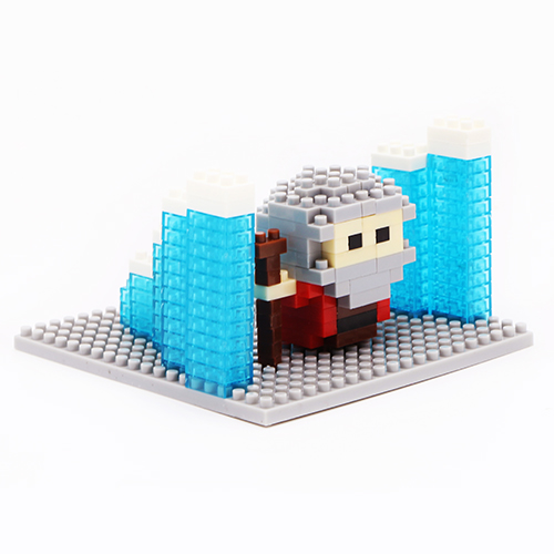 Mini Moses-Red Sea Life Blocks