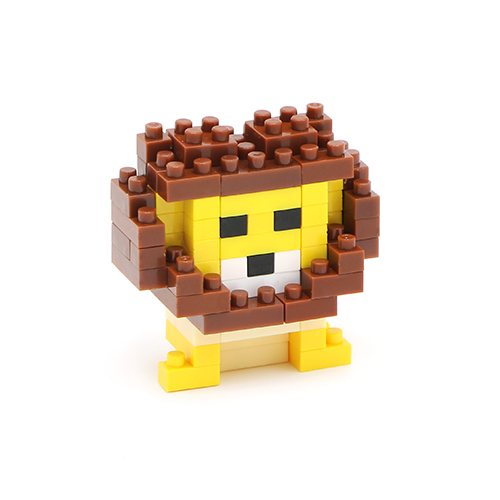 Mini Lion Life Blocks