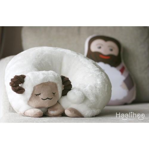 """""""我是主的羊"""" 變形頸枕"""