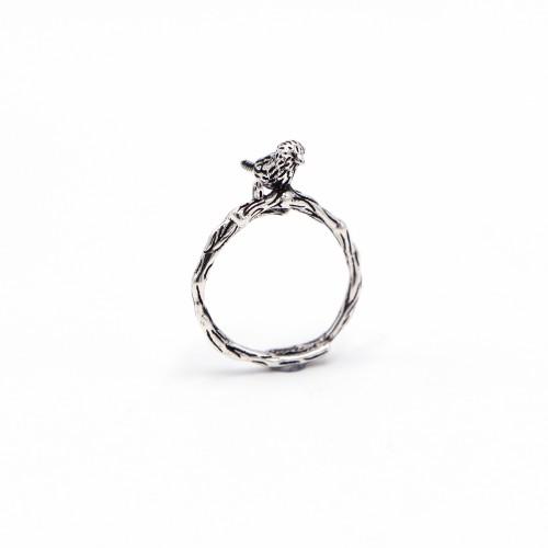 925 Silver Sparrow Ring