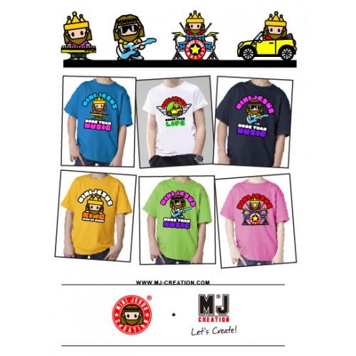 Mini Jesus T-shirt (Adults or Kids Sizes)
